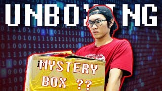UNBOXING A $1000 DARK WEB MYSTERY BOX | JUST FOR FUN (PHILIPPINES)