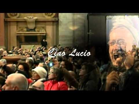 Lucio Dalla – Funerale – Bologna saluta il suo cantautore – Caruso – Tributo – La più bella musica