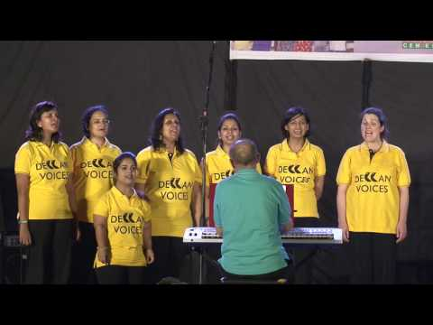 Deccan Voices at the Secunderabad Club