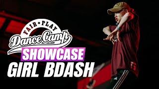 Girl Bdash   Fair Play Dance Camp SHOWCASE 2019   Powered by Podlaskie