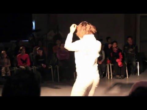 The performance Pinngortitaq Nipiliutsigu