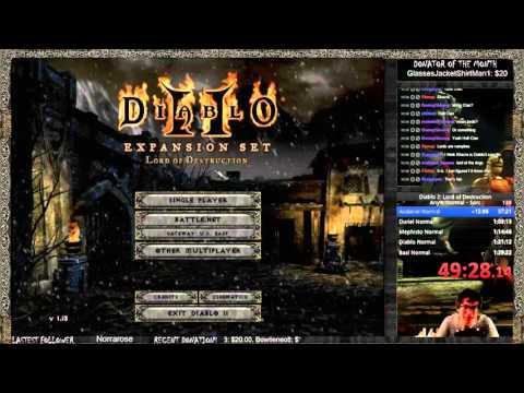 Diablo 2 Speedrun Tutorial Part 7: Countess Run!