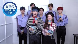 Interview with CRAVITY [Music Bank / 2020.08.28]