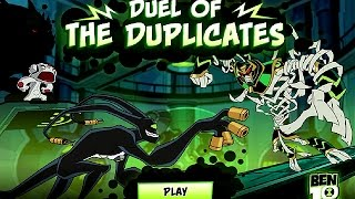 Ben 10 Omniverse - DUEL of the DUPLICATES (Cartoon Network Games)