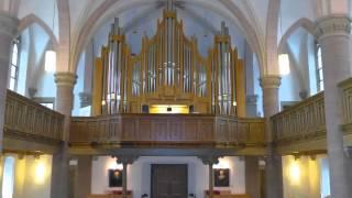 Schumann: Stücke im Volkston op.102 No.2, arr. for shakuhachi & pipe organ