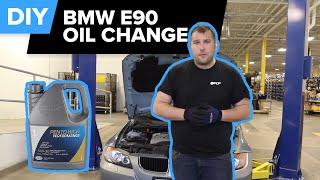 BMW E90 Oil Change (325xi, Pentosin) FCP Euro(Get the stuff & DIY ▻ http://www.fcpeuro.com/BMW-parts/Oil-Filter/?utm_source=youtube&utm_medium=description&utm_campaign=getthekit We're back today ..., 2014-04-22T17:50:11.000Z)
