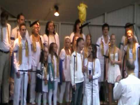 Körschlaget i Sävsjö 2009, Guldlaget - Ta mig till...