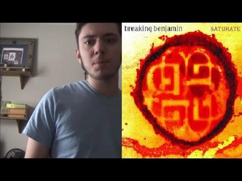 breaking benjamin saturate album review youtube. Black Bedroom Furniture Sets. Home Design Ideas