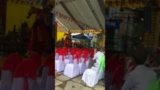 Tôn ngộ không đi lưu diễn tại xã Tiền Tiến Thanh Hà Hải Dương