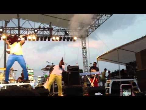 Shonlock at Agape Fest 2012