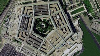 Trump says U.S. defense spending 'crazy!'
