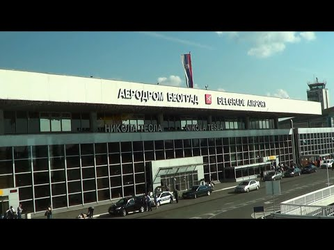 9th May 2016 - Belgrade Layover