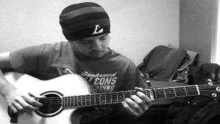 Creek House by Thomas Newman: Acoustic Guitar Cover: The Longest Yard: Caretakers funeral Song