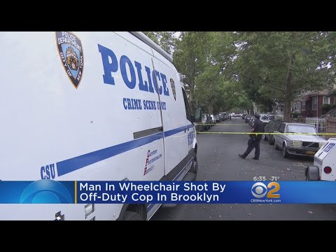Man In Wheelchair Shot By Off-Duty Cop