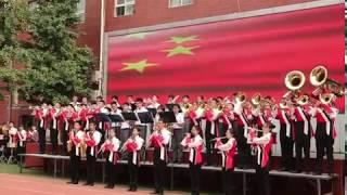 Publication Date: 2018-07-04 | Video Title: 管樂耀北京:九龍工業學校和北京市第五十七中學同學一起合奏國歌