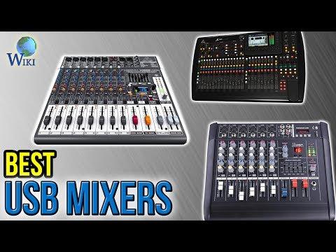10 Best USB Mixers 2017