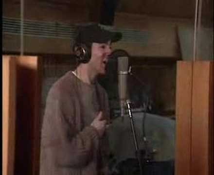 A Whole New World Recording Session