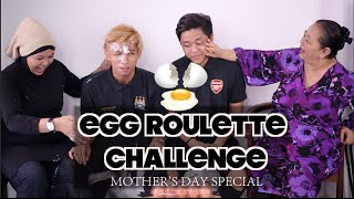 Download lagu EGG ROULETTE CHALLENGE Mother s Day with Danial Ron MP3
