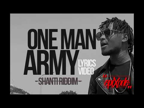 EPIXODE    ONE MAN ARMY LYRICS VIDEO