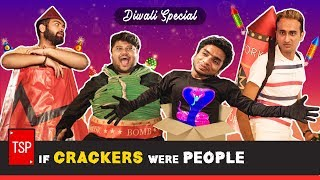 TSP's If Crackers were People