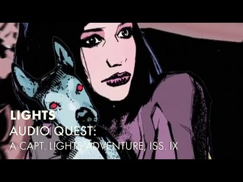 Audio Quest: A Capt. LIGHTS Adventure, Issue IX