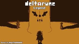 Deltarune - Legend [Remix by NyxTheShield]