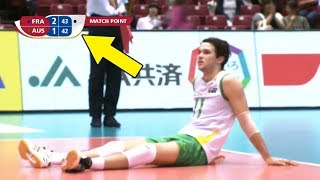 Craziest Volleyball Moments Of All Time (HD)