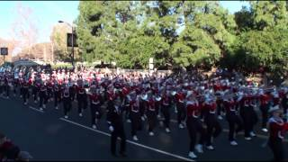 Wisconsin Marching Band On Wisconsin