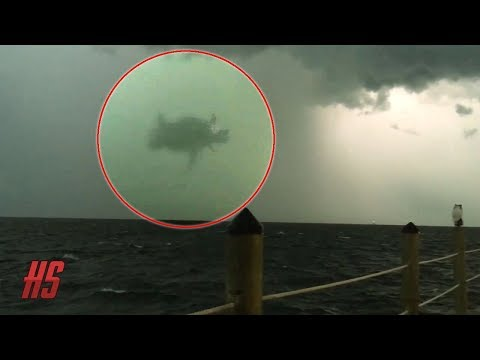 Top 5 Mysterious UFO Sightings - March 2019