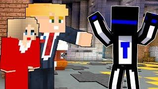 - КАК Я ВСТРЕТИЛ ДОНАЛЬДА ТРАМПА И ХИЛЛАРИ КЛИНТОН Minecraft Murder Mystery