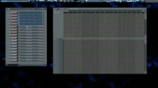 I Show How to Make Trance/Melody (by SoNiX1241) on Fl Studio 8 Tutorial xD #10