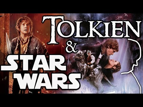 Tolkien's Influence on Star Wars - The Hobbit and LotR in Star Wars