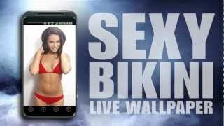 Sexy Bikini Live Wallpaperfor the Android