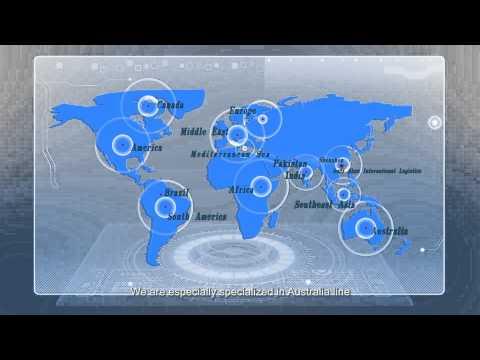 China Freight Forwarder, Air Ocean Freight Forwarding