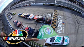 NASCAR Xfinity Use Your Melon Drive Sober 200 | EXTENDED HIGHLIGHTS | 10/5/19 | Motorsports on NBC