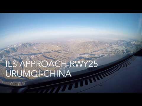 Full Approach - Urumqi China