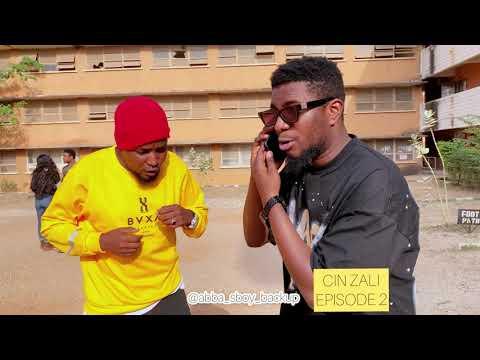 "Download CIN ZALI EPISODE 2 WITH ""DJ AB"""