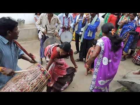Sambalpuri Dalkhai Dance In Village   Sambalpuri Dance And Song   Sanjit Videos