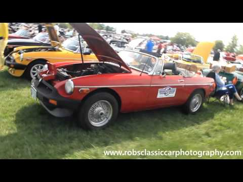 British Car Day 2015