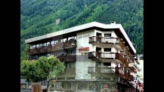 Ville de Chamonix - Mont Blanc - Haute Savoie - FRANCE - ( La Valse D'Amelie ) - HD / HQ