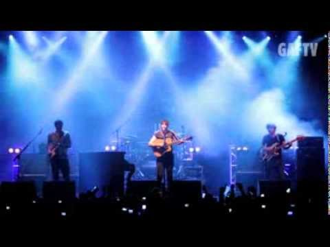 The Coronas at the Galway Arts Fesival