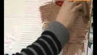 Рельефная штукатурка -  творческий подход без усилий