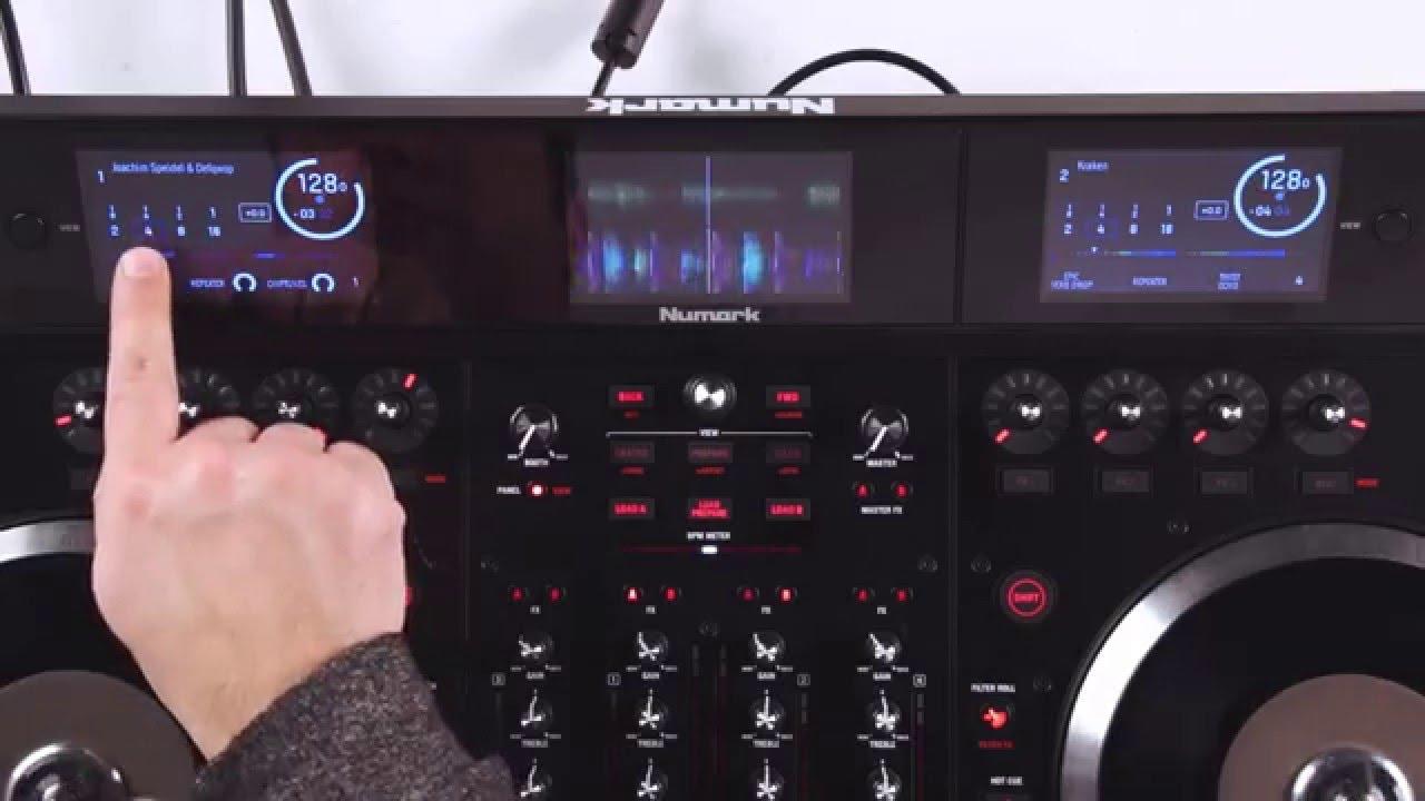 NAMM 2016: Numark Dashboard, Heads-Up Display For Serato DJs