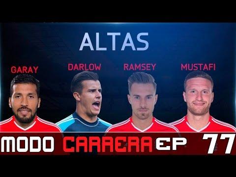 FIFA 15: Modo Carrera DT- ¡DEBUT DE LOS REFUERZOS! Ep. 77