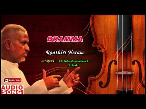 Raathiri Neram Railadi Oram Song | Bramma Tamil Movie | Sathyaraj | Kushboo | Bhanupriya | Ilayaraja thumbnail