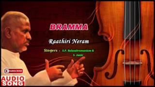 Raathiri Neram Railadi Oram Song | Bramma Tamil Movie | Sathyaraj | Kushboo | Bhanupriya | Ilayaraja