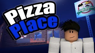 CRAZY THANKSGIVING PARTY! BEST PARTY EVER! ROBLOX WORK AT A PIZZA PLACE! HOOD AVENTURES IN ROBLOX!