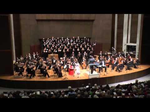 Beethoven, Missa Solemnis Op.123, Frédéric Chaslin, Jerusalem Symphony, Latvia State Choir,
