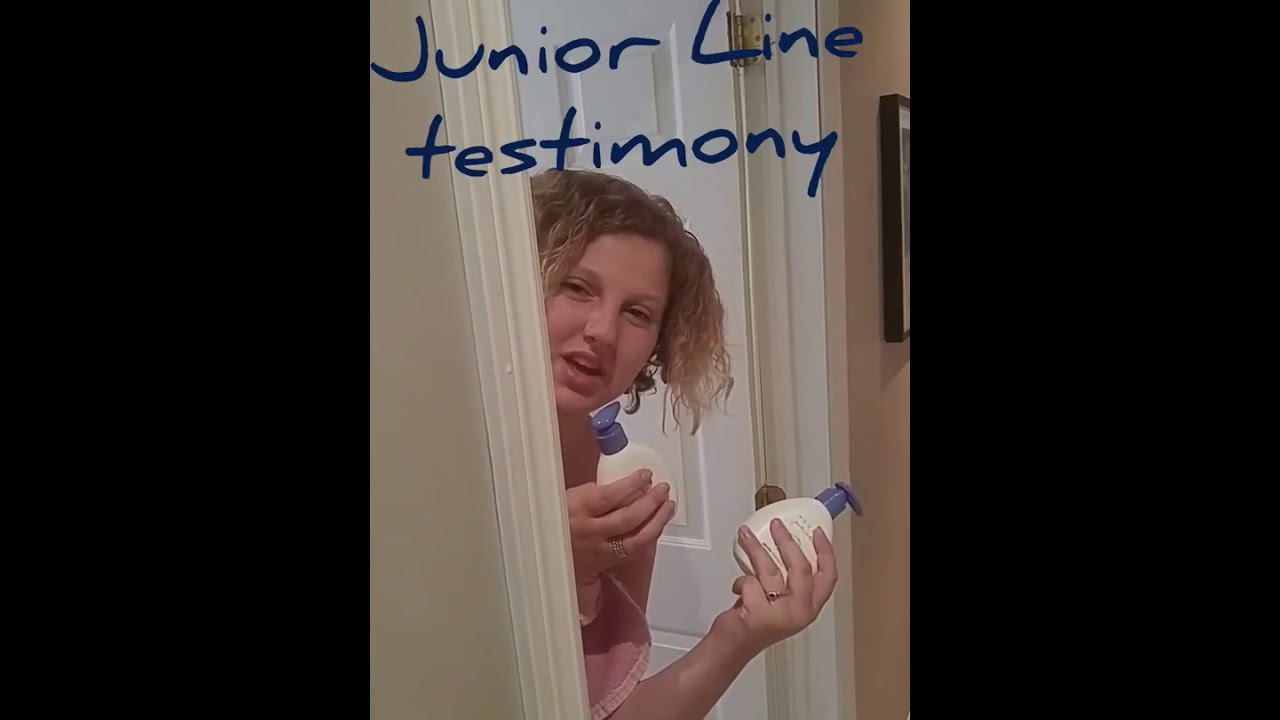 Monat Junior Kids Line With Curl Cream Review Youtube