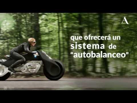 Adiós a los cascos: BMW presenta su motocicleta del futuro